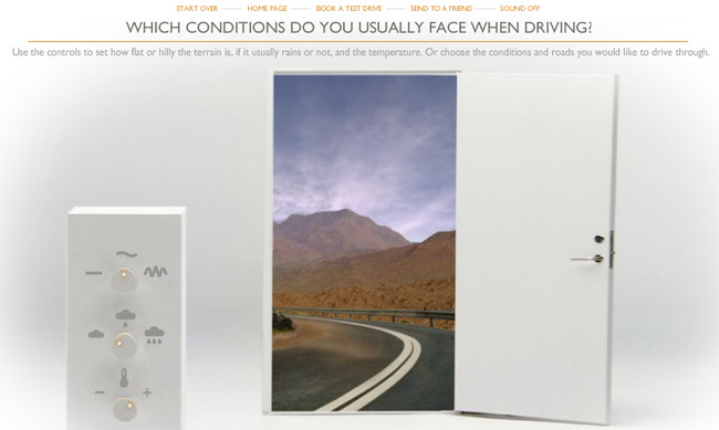 В какую погоду приходится водить