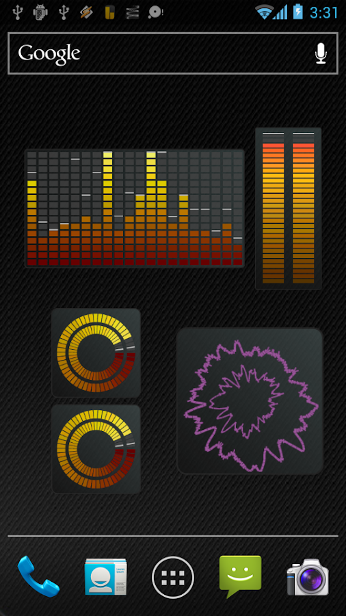 Music VU Visualizer Widgets - Android Apps on Google Play