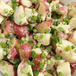 Baby Red Potato Salad