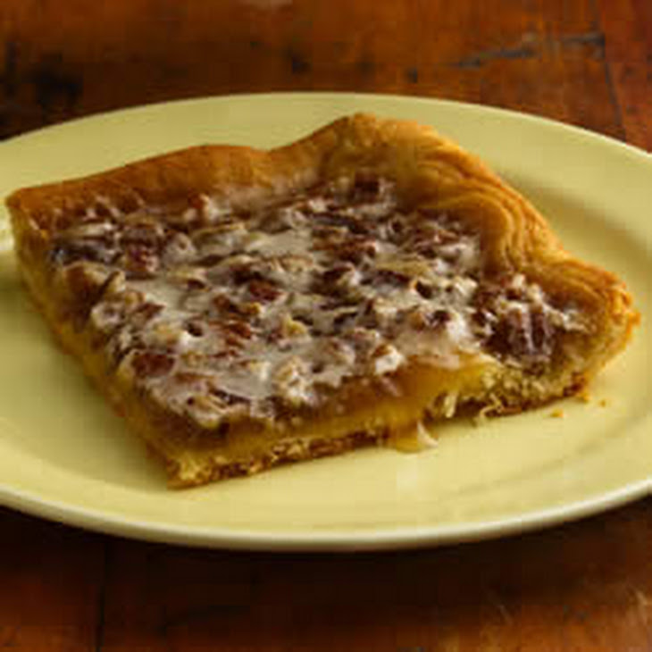 Quick Crescent Pecan Pie Bars Recipe | Yummly