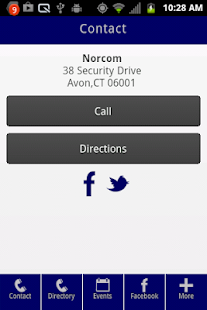 Norcom Mtg - screenshot
