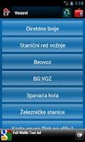 Screenshot of ViPutnik Srbija