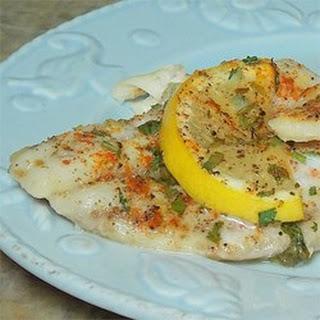 Seasoning Fish Fillets Recipes