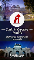 Screenshot of Spain is Creative Madrid