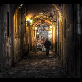 by Khuloud Elzwai - City,  Street & Park  Street Scenes (  )