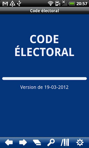 French Electoral Code