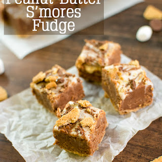 Peanut Butter S'mores Fudge