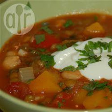 Cara's Moroccan stew