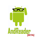 AndReader Beta icon