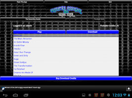 Screenshot of FreeStyle Recorder HDA FREE