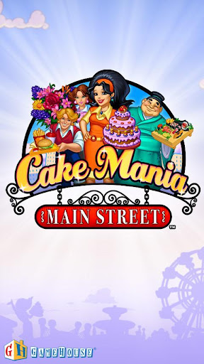 Cake Mania - Main Street - screenshot