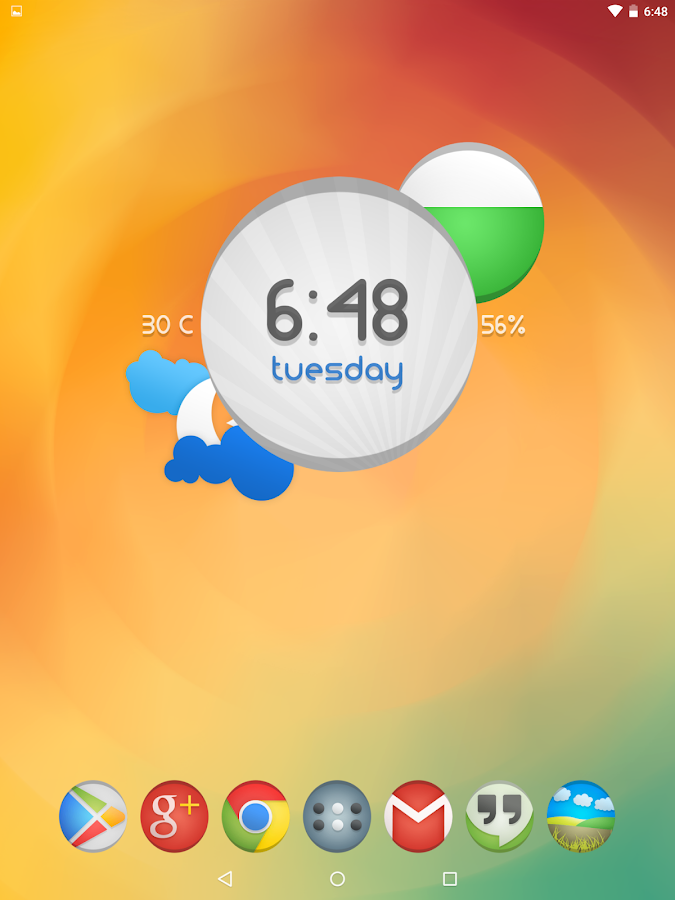 Simplo - Icon Pack Screenshot 8