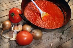 Screenshot of Sauce Recipes