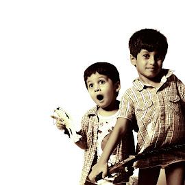 by Vibhash Awasthi - Babies & Children Children Candids