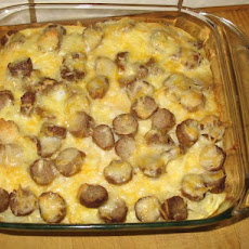 Potato Brunch Casserole (3 Ww Points)