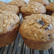 Applesauce Oatmeal Muffins (from SparkRecipes)