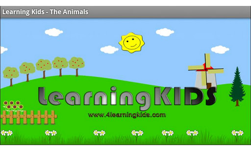 Learning Kids - Animals Lite