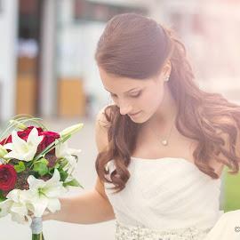 Bride by Alexander Voda - Wedding Bride ( wedding photography, wedding day, wedding, bride, photography )