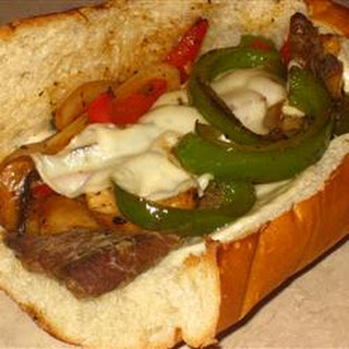 Sensational Steak Sandwich
