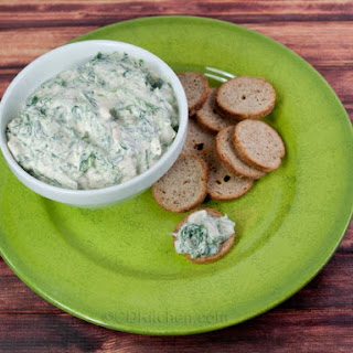 Cold Spinach Dip