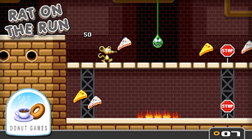 Screenshot of Rat On The Run
