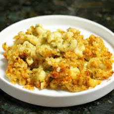 Green Chile Macaroni and Cheese