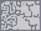 Thumbnail of the map 'Scribblings of a Lunatic'