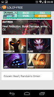 Screenshot of LoL CounterPick - Free