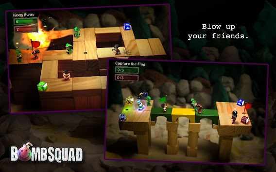 BombSquad APK screenshot thumbnail 2