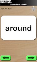 Screenshot of Sight Words (Free)
