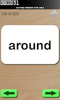 Screenshot of Sight Words (Free)