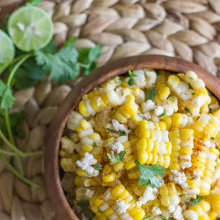 Sweet Corn Lime Cilantro Salad Recipes