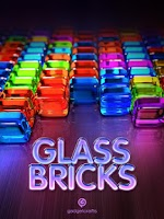 Screenshot of Glass Bricks Pro!