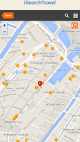 Screenshot of Hotels Finder - iSearchTravel