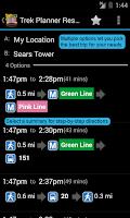 Screenshot of TreKing (Chicago)