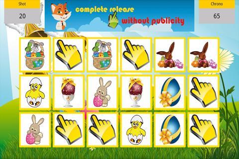 Easter Memory Free