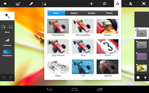 Androidzip: photoshop touch for phone v1. 3. 7 apk free download.