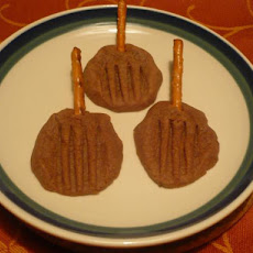Gluten-Free 'witch's Broomstick' Cookies