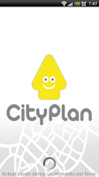 Screenshot of CityPlan