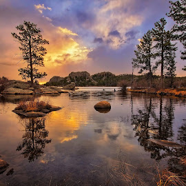 by Johnny Gomez - Landscapes Waterscapes (  )