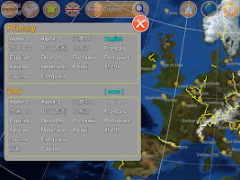 Screenshot of Globe Earth Pro: Flags&Anthems