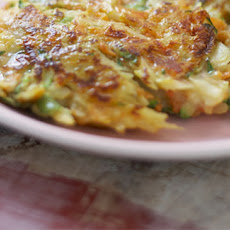 Vegetable Rosti Cakes