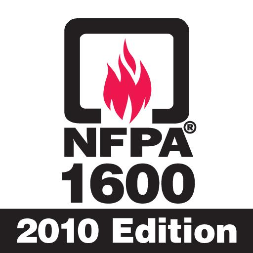 NFPA 1600 2010 Edition LOGO-APP點子