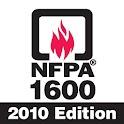 NFPA 1600 2010 Edition icon