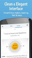 Screenshot of SmartNews