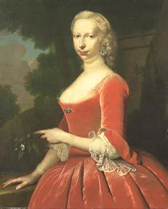 RIJKS: Frans van der Mijn: painting 1748