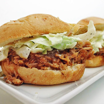 Peach Pulled Pork