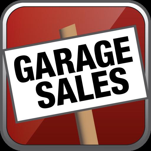Omaha Garage Sales LOGO-APP點子