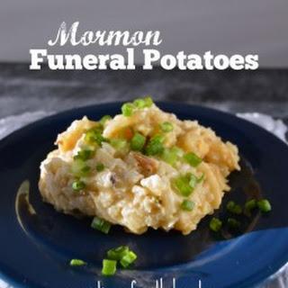 Funeral Potatoes Vegetarian Recipes