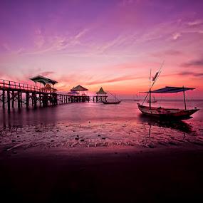 Sunrise  by Mc Pujiyanta - Landscapes Sunsets & Sunrises